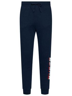 Guess Guess Pantaloni da tuta U0BA49 K9V31 Blu scuro Regular Fit