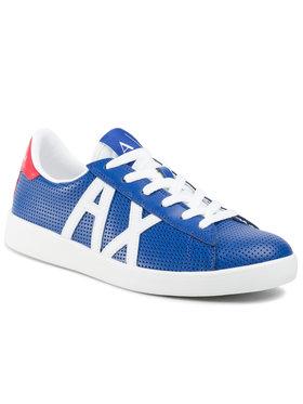 Armani Exchange Armani Exchange Laisvalaikio batai XUX016 XCC60 00005 Mėlyna