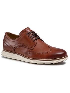 Cole Haan Cole Haan Κλειστά παπούτσια Original Grand Shwng C26471 Καφέ