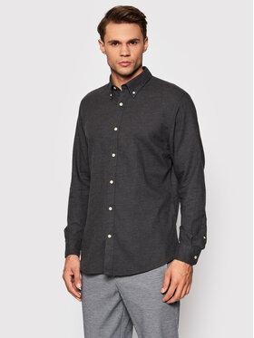 Selected Homme Selected Homme Marškiniai Noos 16074464 Pilka Slim Fit