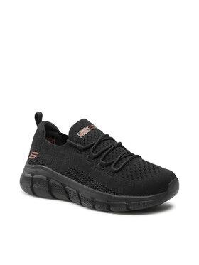 Skechers Skechers Παπούτσια BOBS SPORT Color Connect 117121/BBK Μαύρο