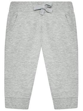 Guess Guess Spodnie dresowe N93Q17 KAUG0 Szary Regular Fit
