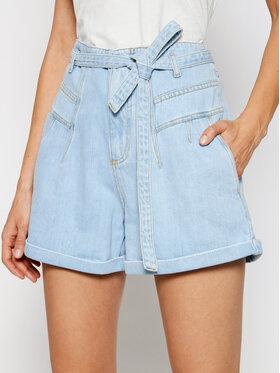 Pinko Pinko Szorty jeansowe Pj406 PE 21 PDEN 1J10M0 Y649 Niebieski Regular Fit
