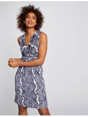Morgan Morgan Лятна рокля 211-RPITA Тъмносин Regular Fit