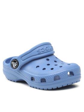 Crocs Crocs Чехли Classic Clog K 204536 Син