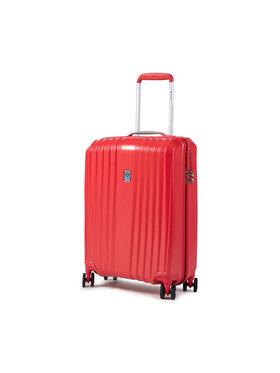 Dielle Dielle Kis kemény borítású bőrönd 120/55 Piros