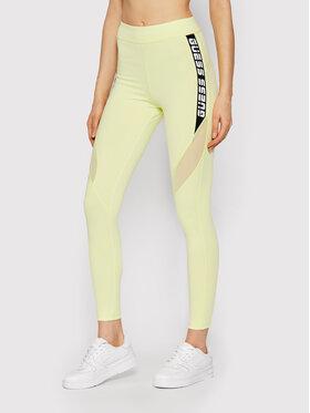 Guess Guess Κολάν Angelica O1GA54 MC03W Κίτρινο Slim Fit