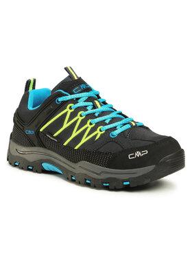 CMP CMP Παπούτσια πεζοπορίας Rigel Low Trekking Shoes Wp 3Q13244J Γκρι