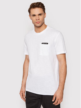 Outhorn Outhorn T-Shirt TSM614 Biały Regular Fit