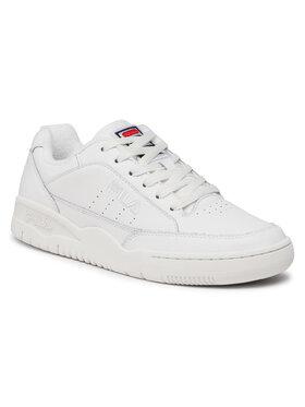 Fila Fila Sneakersy Town Classic Wmn 101137.1FG Biały