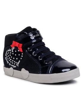 Geox Geox Sneakersy B Kilwi G. D B04D5D 022HI C4021 S Tmavomodrá