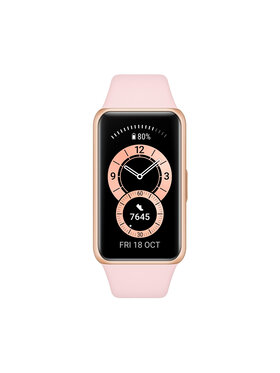 Huawei Huawei Chytré hodinky Band 6 FRA-B19 Růžová