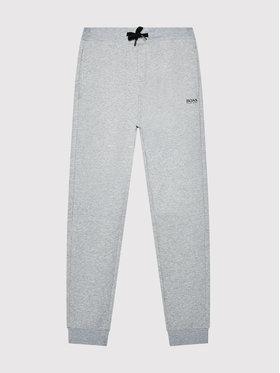 Boss Boss Pantalon jogging J24722 D Gris Regular Fit