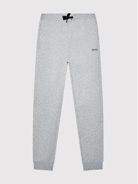 Boss Boss Pantaloni da tuta J24722 D Grigio Regular Fit