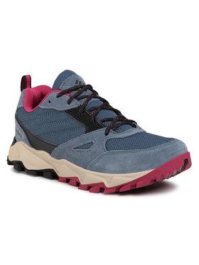 Columbia Columbia Turistiniai batai Ivo Trail BL0825 Tamsiai mėlyna
