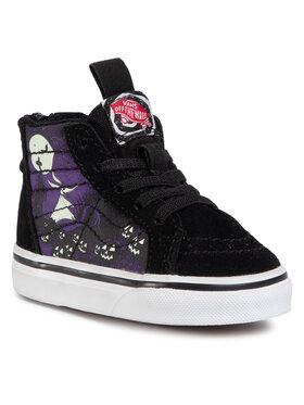 Vans Vans Sneakersy Sk8-Hi Zip VN0A4BV1T351M Černá