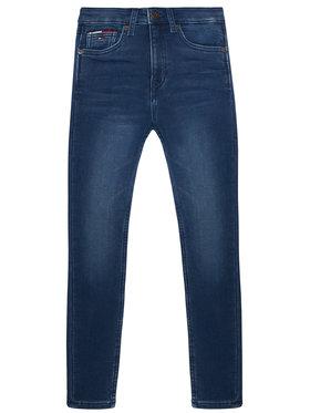 TOMMY HILFIGER TOMMY HILFIGER Jeans Sylvia Hr KG0KG05409 D Blau Slim Fit