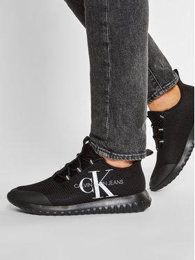 Calvin Klein Jeans Calvin Klein Jeans Laisvalaikio batai Reiland B4S0707 Juoda