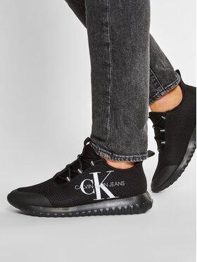 Calvin Klein Jeans Calvin Klein Jeans Сникърси Reiland B4S0707 Черен