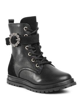 Primigi Primigi Turistická obuv 6440622 S Černá