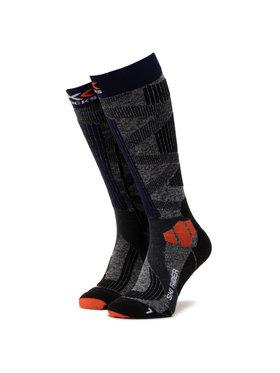 X-Socks X-Socks Chaussettes hautes unisex Ski Rider 4.0 XSSSKRW19U Noir