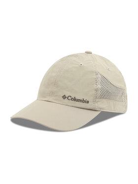 Columbia Columbia Czapka z daszkiem Tech Shade™ Hat 1539331 Beżowy