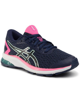 Asics Asics Buty Gt-1000 9 GS 1014A150 Fioletowy