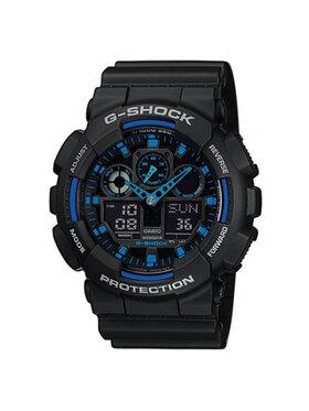 G-Shock G-Shock Ρολόι GA-100-1A2ER Μαύρο