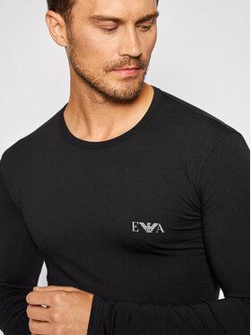Emporio Armani Underwear Emporio Armani Underwear Longsleeve 111023 1A715 00020 Schwarz Regular Fit