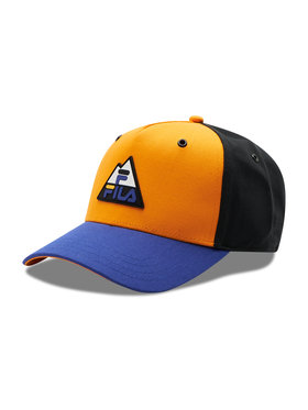 Fila Fila Casquette 5 Panel Cap 686139 Orange