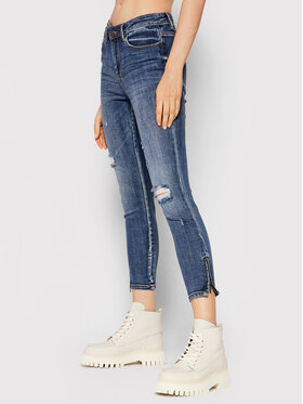 Vero Moda Vero Moda Jeans Tilde 10248143 Blu scuro Skinny Fit