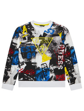 Guess Guess Bluza L1YQ05 KA6R0 Kolorowy Regular Fit