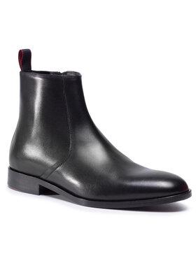 Hugo Hugo Обувки Midtown 50445841 Черен