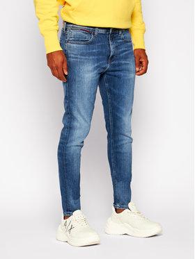 Tommy Jeans Tommy Jeans Blugi Skinny Fit Miles DM0DM09767 Bleumarin Skinny Fit