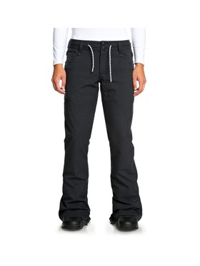 DC DC Сноуборд панталони EDJTP03022 Черен Tailored Fit