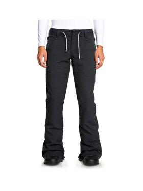 DC DC Spodnie snowboardowe EDJTP03022 Czarny Tailored Fit