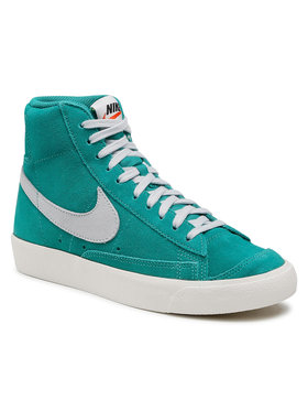 Nike Nike Buty Blazer Mid '77 Suede CI1172 300 Zielony