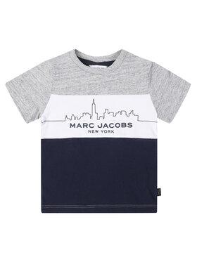 Little Marc Jacobs Little Marc Jacobs T-Shirt W25415 Kolorowy Regular Fit