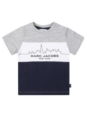 Little Marc Jacobs Little Marc Jacobs Tricou W25415 Colorat Regular Fit