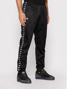 Kappa Kappa Teplákové kalhoty Jelge 310013 Černá Regular Fit