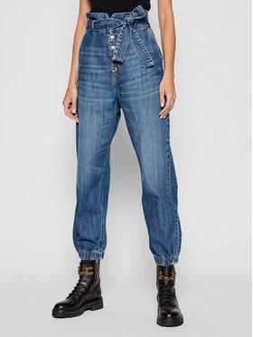 Pinko Pinko Jeans Geografia 1N137B Y7ME Dunkelblau Regular Fit