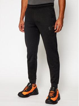 EA7 Emporio Armani EA7 Emporio Armani Pantalon jogging 6HPP66 PJJ5Z 1200 Noir Regular Fit