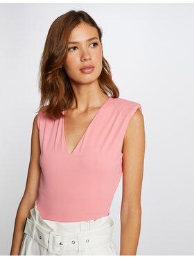 Morgan Morgan Боді 212-DELI Рожевий Slim Fit