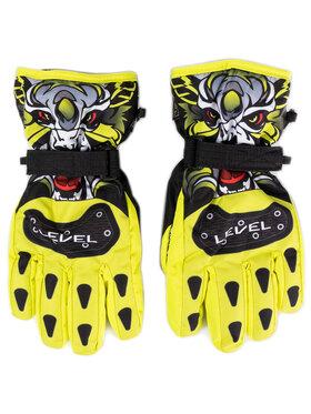 Level Level Ръкавици за ски 4152JG Жълт