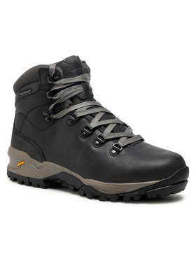 CMP CMP Παπούτσια πεζοπορίας Astherian Trekking Shoes Wp 30Q4647 Μαύρο