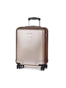 Puccini Puccini Kis kemény borítású bőrönd Panama PC029C 6 Arany