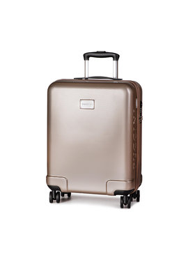 Puccini Puccini Malý tvrdý kufr Panama PC029C 6 Zlatá