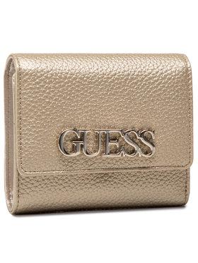 Guess Guess Nagy női pénztárca Uptown Chic (MG) Slg SWMG73 01430 Arany