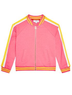 Little Marc Jacobs Little Marc Jacobs Džemperis W15553 S Rožinė Regular Fit