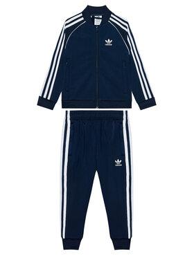 adidas adidas Φόρμα adicolor Sst GN7702 Σκούρο μπλε Regular Fit